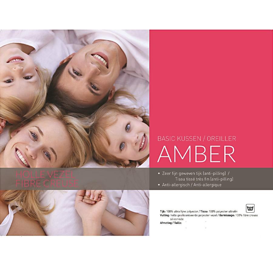 afbeelding voorzijde Amber kussen