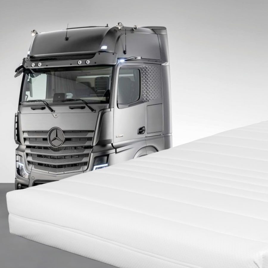 Matras mercedes Actros HR 55
